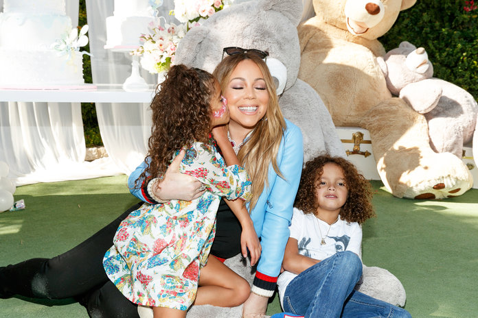 Mariah Carey On Her 48th Birthday Celebration HollywoodGossip