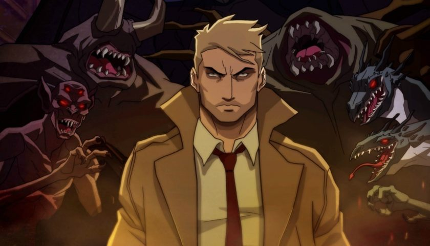 Constantine City of Demons Review 2018 Tv Show Series Season Cast Crew Online