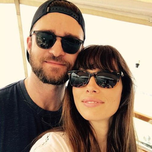 Jessica Biel And Justin Timberlake Perfect Couple On Instagram HollywoodGossip