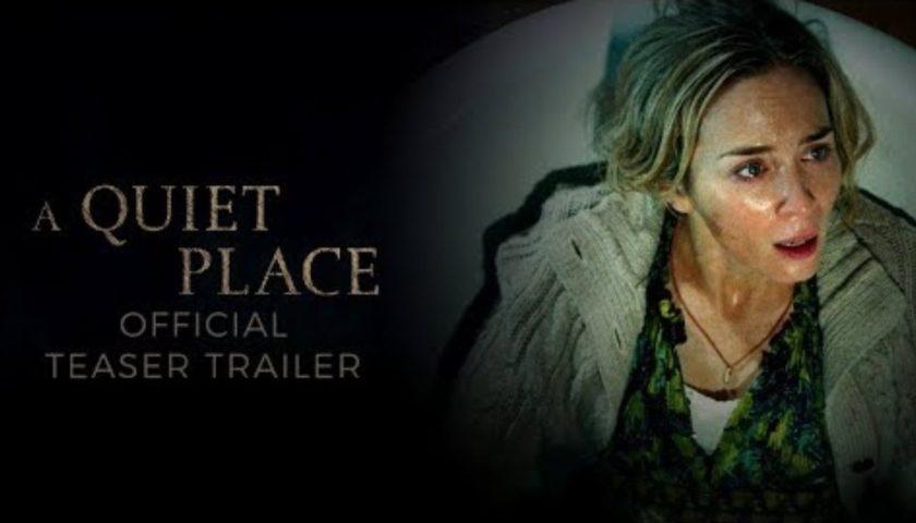 A Quiet Place 2018 Movie Review Poster Trailer Cast Crew Online