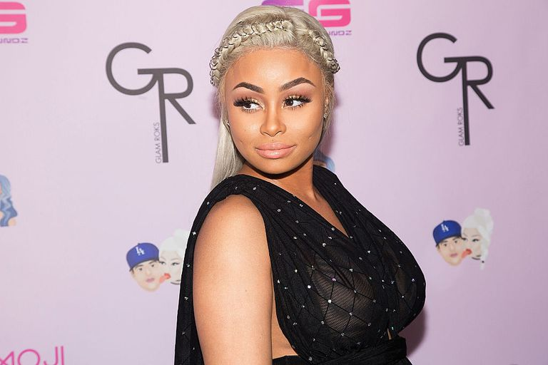 Blac Chyna Wants A Red Pleasure Room Like In Fifty Shades Of Gray HollywoodGossip