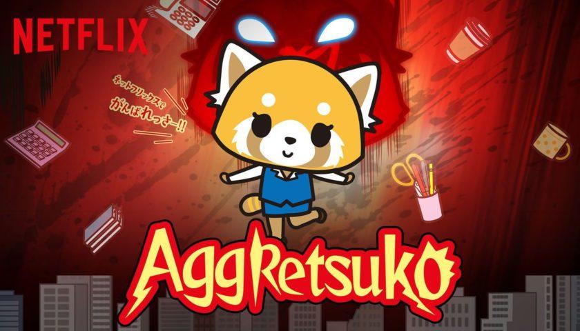 aggretsuko release date trailer den of geek hollywoodgossip. Black Bedroom Furniture Sets. Home Design Ideas