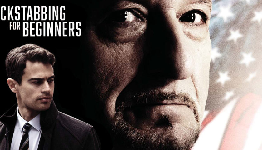 Backstabbing for Beginners Review 2018 Movie Poster Trailer Cast Crew Online
