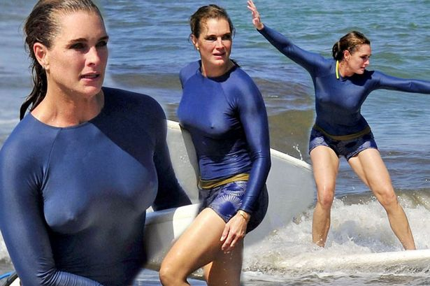 Brooke Shields HOt images photo pics Pictures