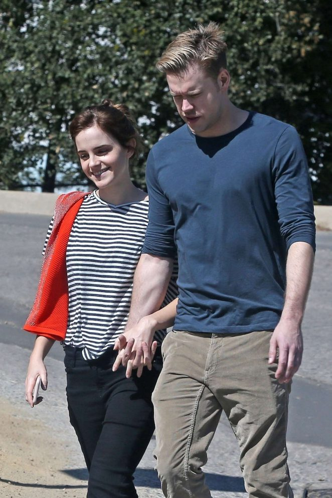 Special Thing About Emma Watson And Chord Overstreet's Relationship HollywoodGossip