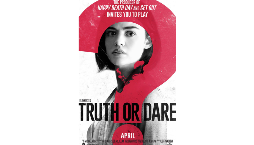 Truth or Dare 2018 Movie Review Poster Trailer Cast Crew Online
