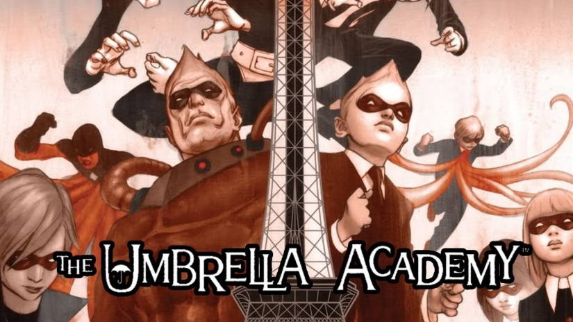 The Umbrella Academy Review 2018