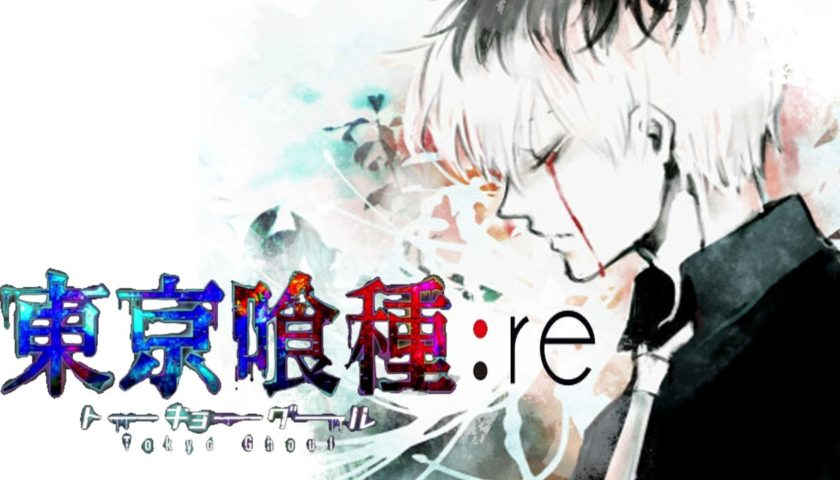 Tokyo Ghoul Re Review 2018 Tv Show Series Season Cast Crew Online