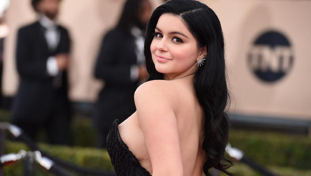 Ariel Winter On Respond To Her Hater HollywoodGossip