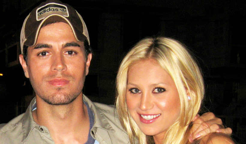 First Picture Of Enrique Iglesias With His Adorable Children HollywoodGossip