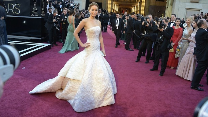 The Most Expensive Dress That Has Been Used At The Oscars HollywoodGossip
