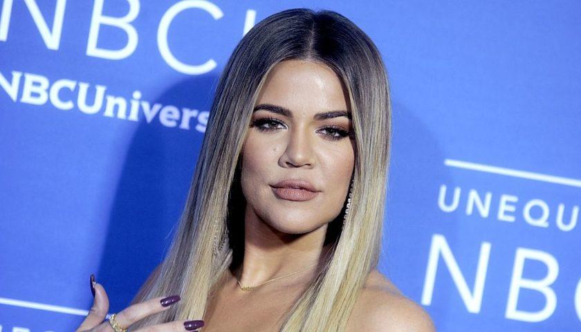 First Days Of Khloe Kardashian As Mom HollywoodGossip