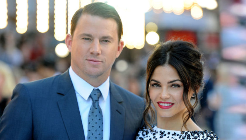 Channing Tatum And Jenna Dewan Tatum Separate After 8 Years HollywoodGossip