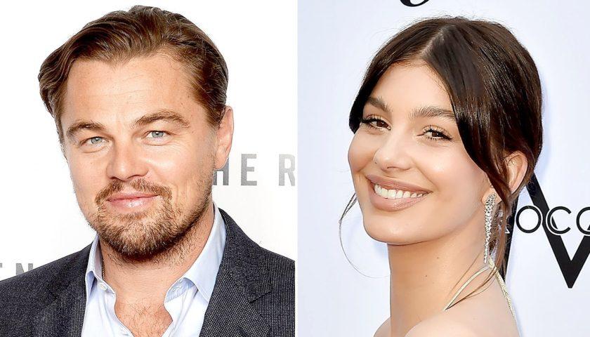 Leonardo DiCaprio And Camila Morrone Are Dating Together HollywoodGossip