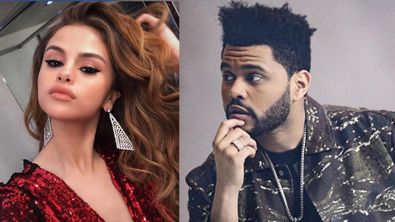 The Weeknd Sends Messages To Selena Gomez