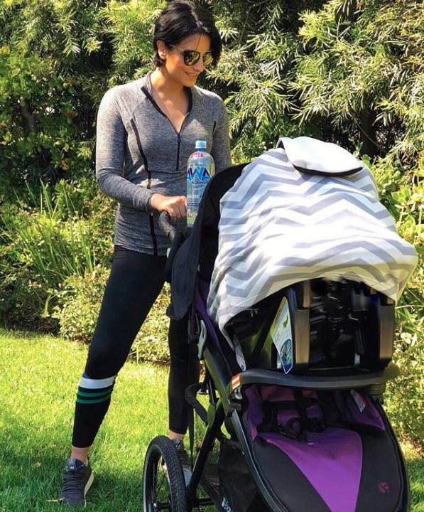 Aislinn Derbez Shared Baby Girl Kailani's Picture HollywoodGossip