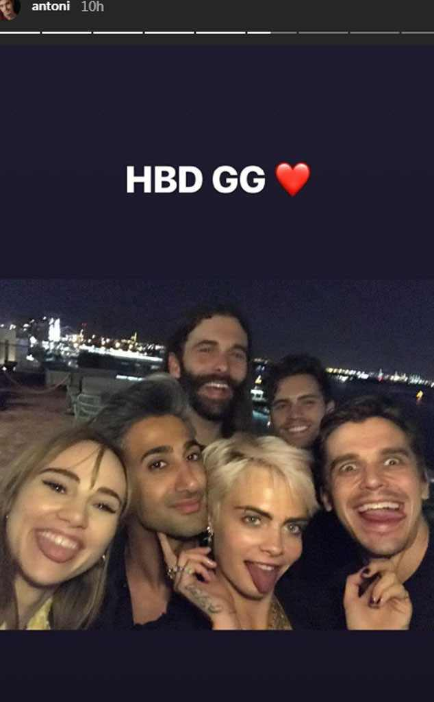 All Details Of Gigi Hadid's Birthday Party HollywoodGossip