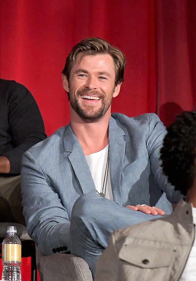 The Reason Why Chris Hemsworth Can Not Speak Spanish | Hollywoodgossip