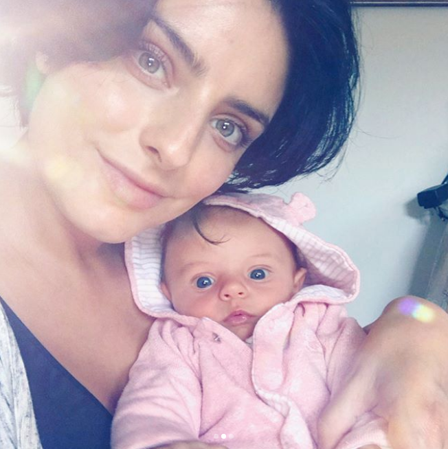 Aislinn Derbez Demonstrates With These Photos That Kailani Is Already A Star HollywoodGossip