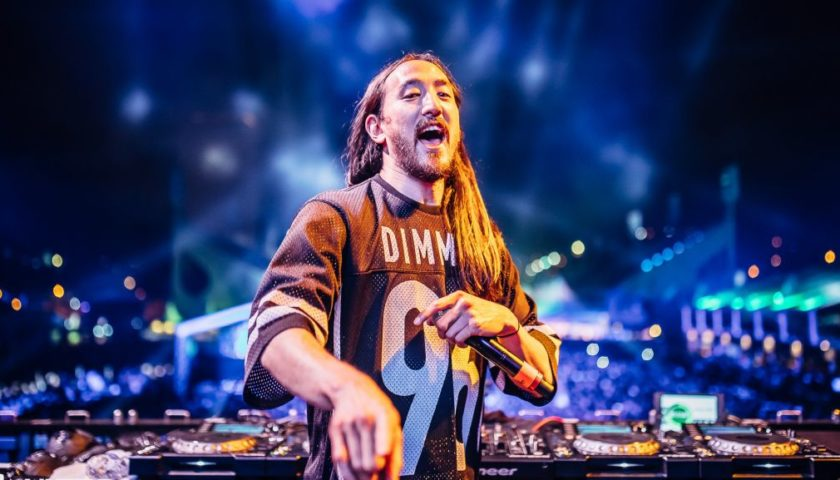 Steve Aoki Spoke About The Death Of Avicii | Hollywoodgossip