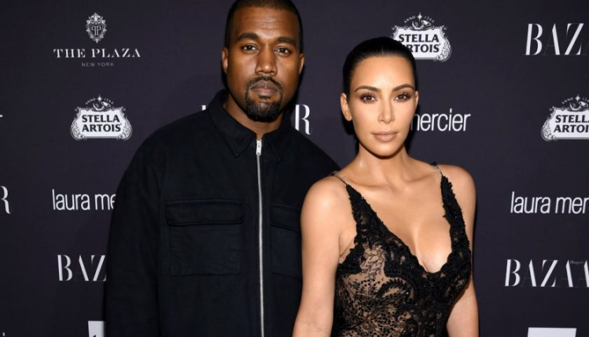 Things Between Kim Kardashian And Kanye West Hollywoodgossip