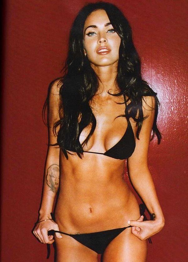 Megan Fox Hottest Sexiest Photo Images Pics