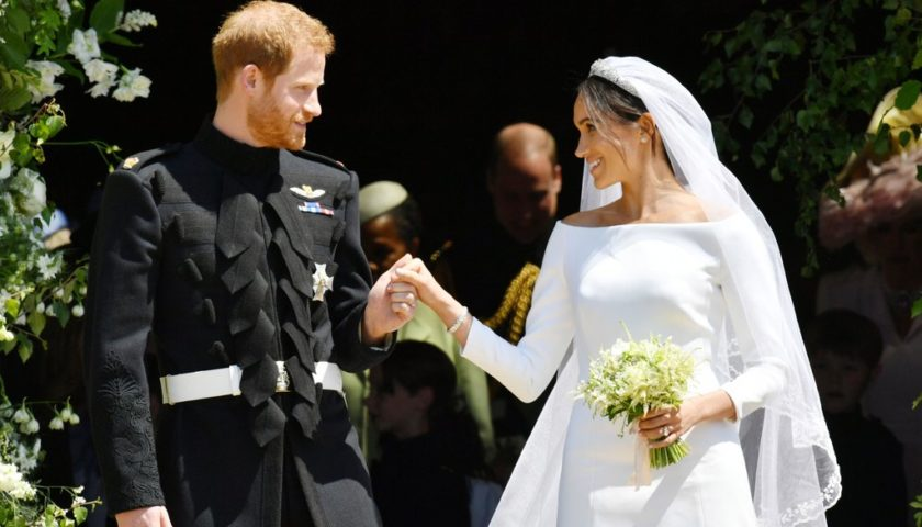 The Wedding Of Prince Harry And Meghan Markle In Numbers Hollywoodgossip