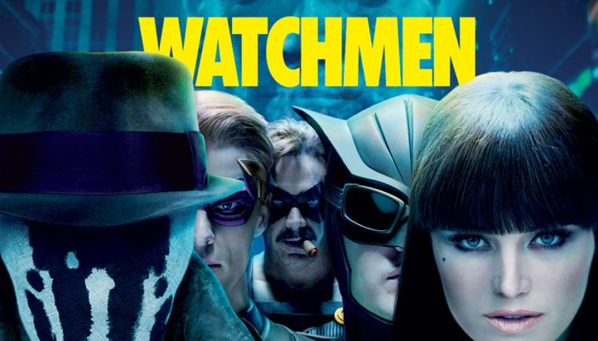 Watchmen Review 2018 Tv Show