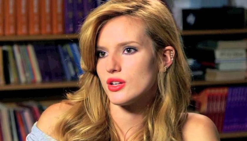 Bella Thorne Explodes Against Haters Who Criticize Her Appearance Hollywoodgossip