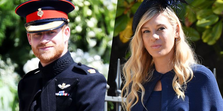 Prince Harry And His Ex-Girlfriend Chelsy Davy Said Goodbye Hollywoodgossip