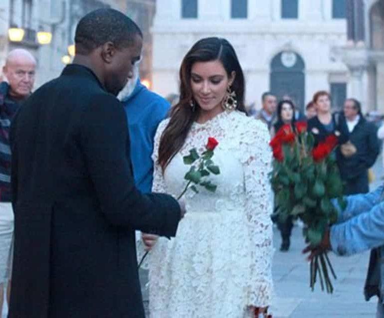 Things Between Kim Kardashian And Kanye West Hollywoodgossip