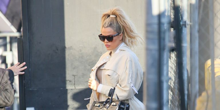 This Is How Khloe Kardashian Will Recover Her Body After Pregnancy Hollywoodgossip