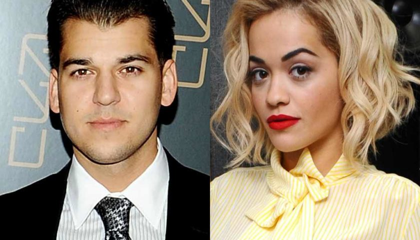 Is There Reconciliation Between Rob Kardashian And Rita Ora? Hollywoodgossip