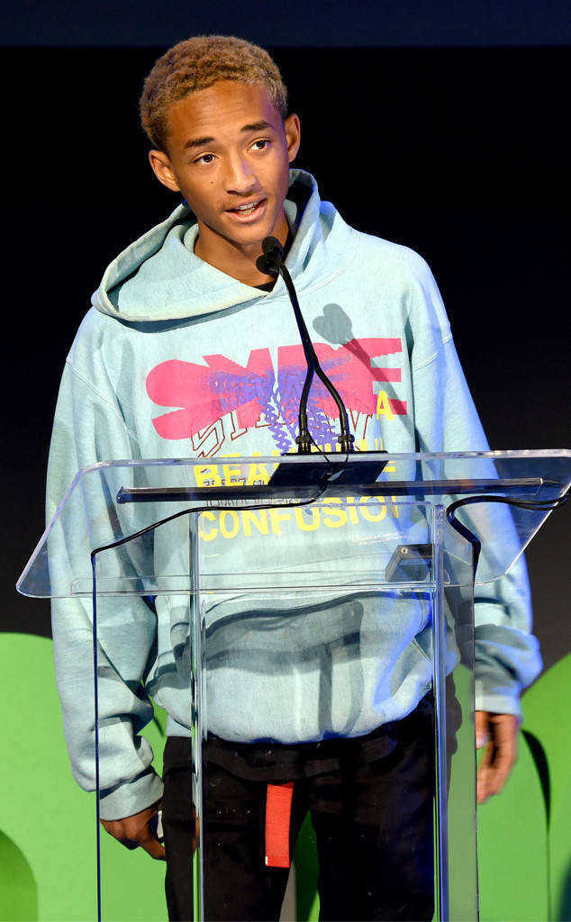 Jaden Smith Tried To Be A Normal Teenager For One Night And This Was The Result Hollywoodgossip