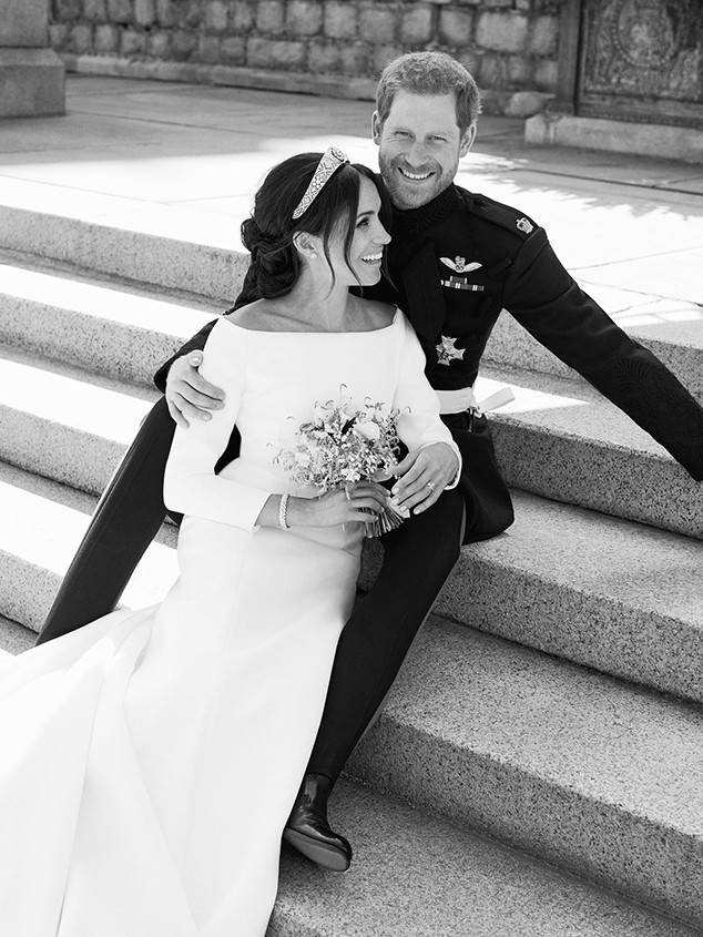 Official Photos of the Royal Wedding Of Meghan Markle And Prince Harry Hollywoodgossip
