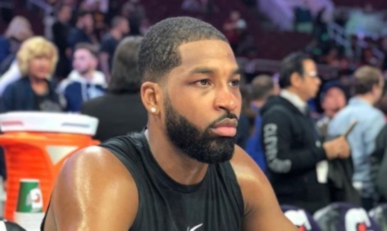 Tristan Thompson Broke The Silence After The Scandal Of Infidelity Hollywoodgossip