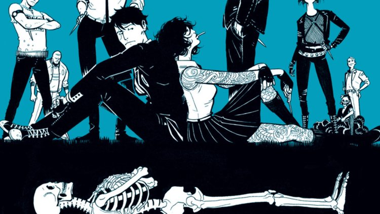 Deadly Class Review 2018