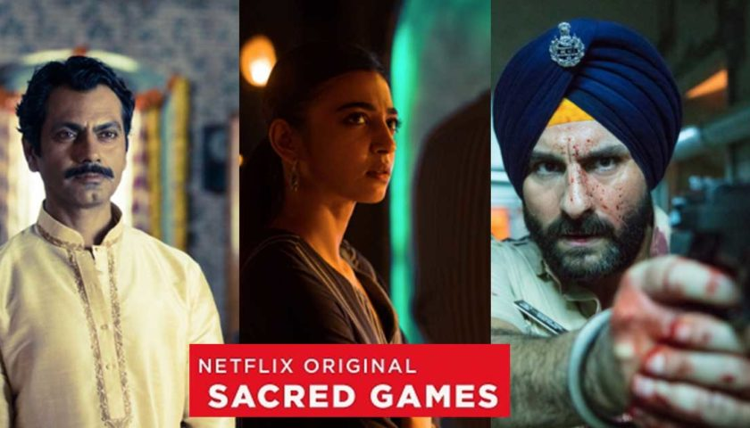 Sacred Games Review 2018 Tv Show