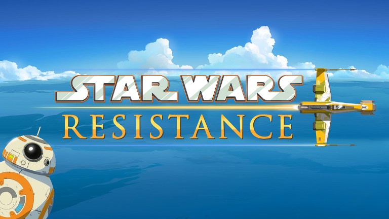 Star Wars Resistance Review 2018