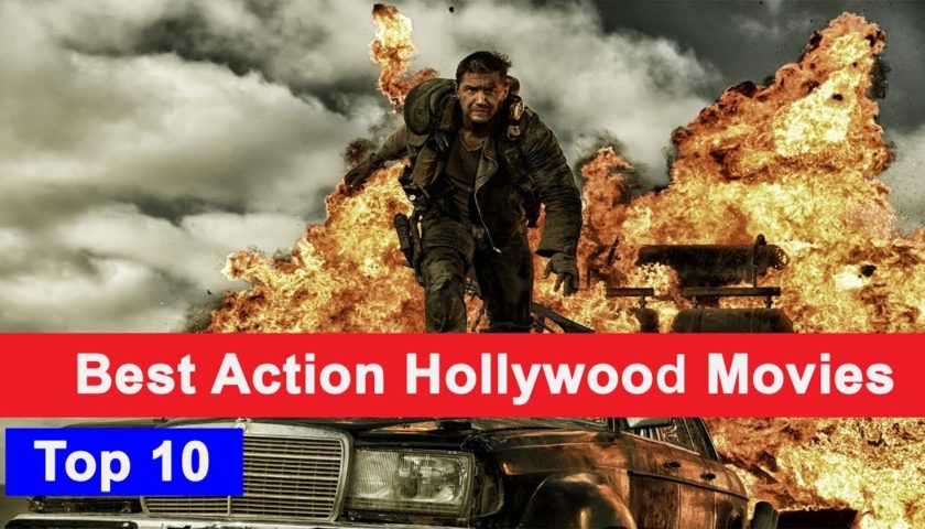 Top 10 Best Action Movies