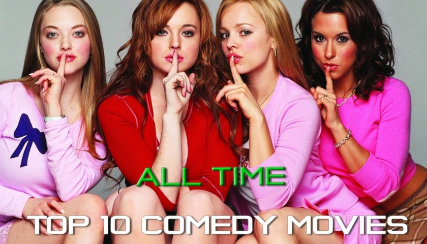 Top 10 Best Comedy And Laugh Movies of All Time HollywoodGossip