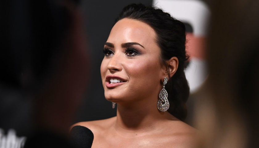 Demi Lovato Is Hospitalized After An Overdose Hollywoodgossip