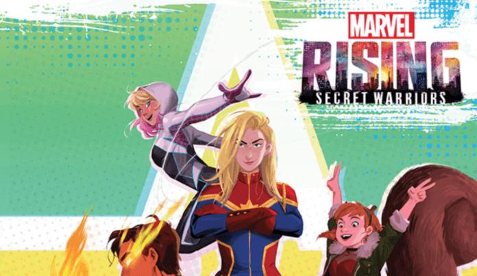 Marvel Rising Secret Warriors Review 2018