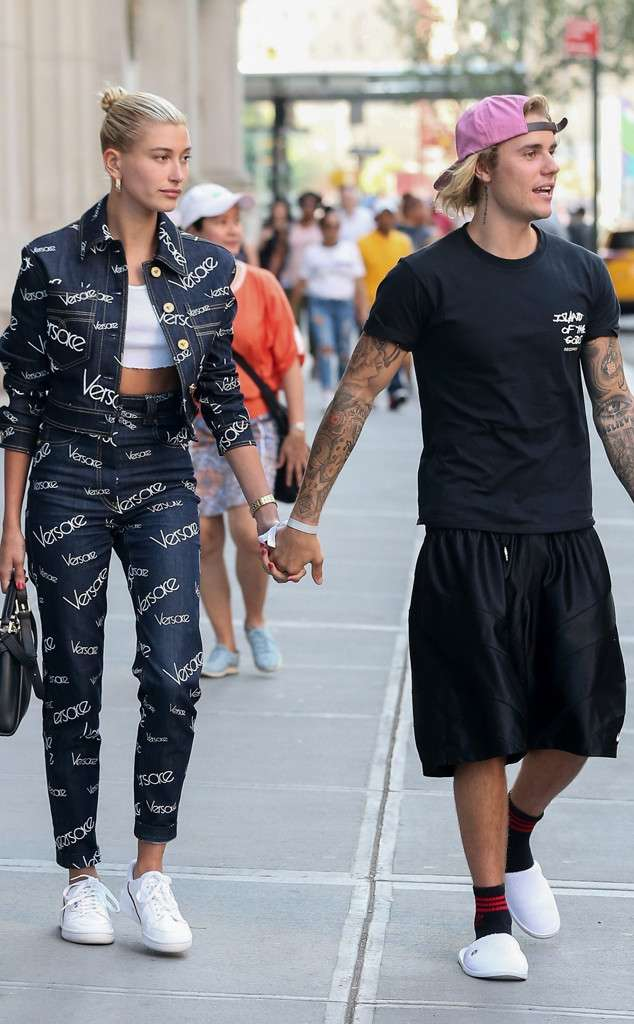 Justin Bieber And Hailey Baldwin Making Love In New York Hollywoodgossip