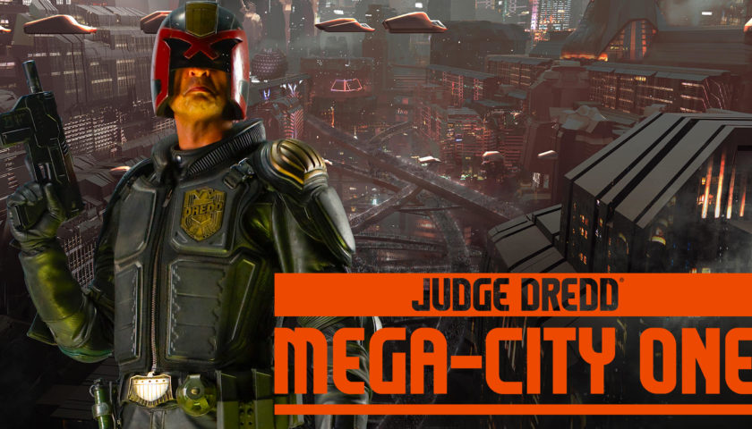 Judge Dredd Mega City One Review 2018 Tv Show