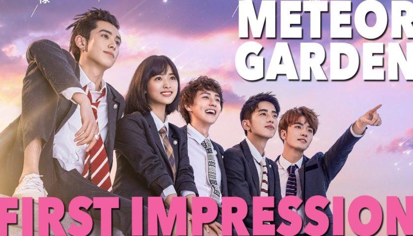 Meteor Garden Review 2018 Tv Show