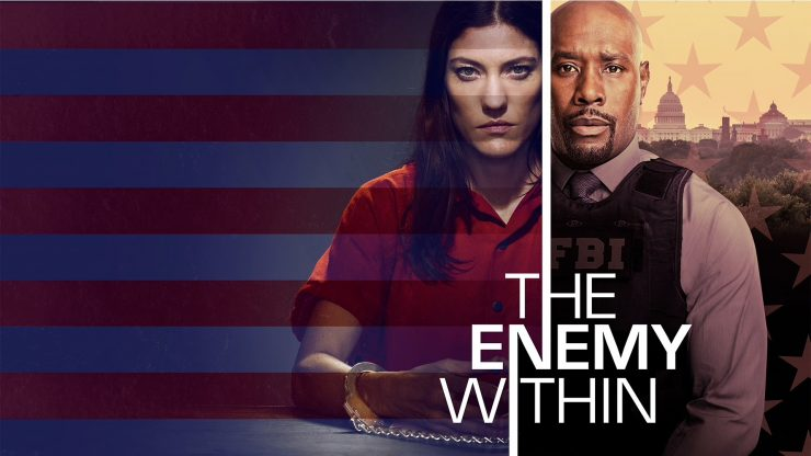 The Enemy Within Review 2018 Tv Show Series Season Cast Crew Online