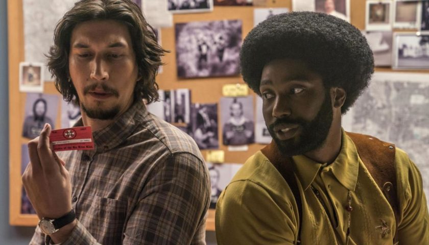 BlacKkKlansman 2018 Movie Review Poster Trailer Cast Crew Online