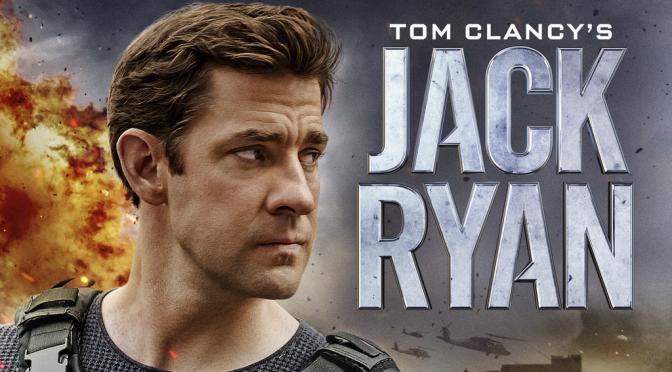 Tom Clancy's Jack Ryan 2018 Tv Show Series Season Cast Crew Online
