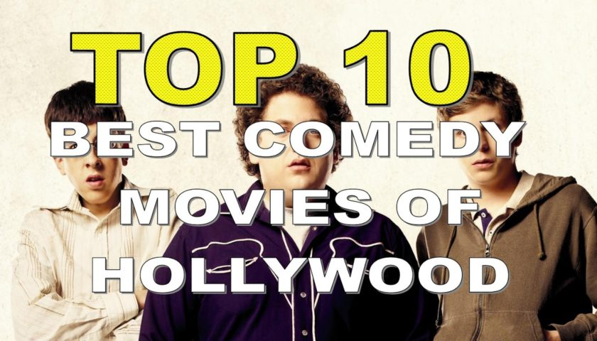 Top 10 Best Hollywood Funny Movies of All Time HollywoodGossip